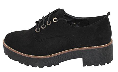 modelisa-zapatos-plano-plataforma-con-cordones-39-negro