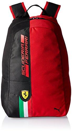 puma-mochila-ferrari-fan-wear-backpack-rosso-corsa-puma-black-222-x-125-x-155-cm-17-litros-074273-01