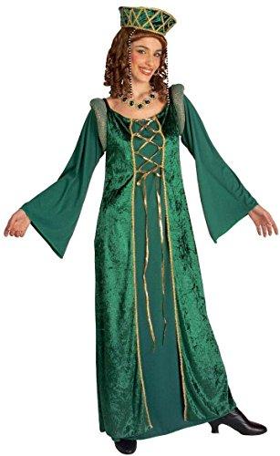 –Kostüm–Samt von Eleanor (Dame Moyen Age Kostüme)