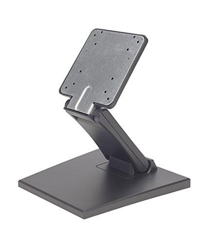 """Halterung für Touchscreens, POS und PC Monitore / 10\""""- 17\"""" Zoll / verstellbar / Metallplattengerüst / hohes Eigengewicht / VESA 100 & 75 / Standfuß / Display Ständer"""