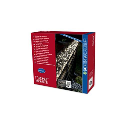 Konstsmide 3794-100 Micro LED Büschellichterkette