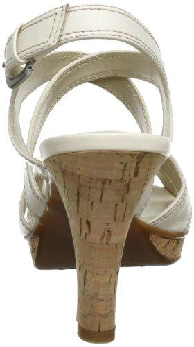 Naturalizer B6562L1251, Sandales femme Beige (Pale Ivory)