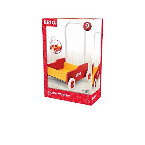 Brio 31350 - Lauflernwagen rot-gelb - 4