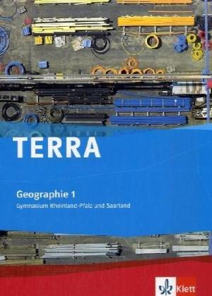 TERRA Erdkunde für Rheinland-Pfalz und Saarland - Ausgabe für Gymnasien / Schülerbuch mit CD-ROM - Klasse 5/6