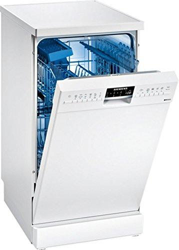 Siemens SR256W00PE Geschirrspüler Freistehend/A++/197 kWh/Jahr/2380 L/jahr/Weiß/AquaStop/DuoPower-Doppelsprüharm