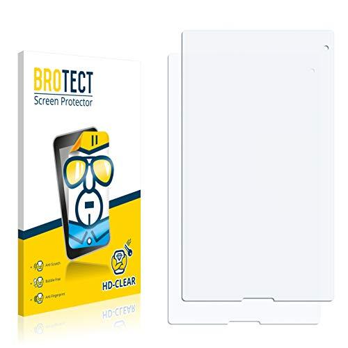 BROTECT Schutzfolie kompatibel mit Medion Lifetab S8311 (MD98983) [2er Pack] - klarer Bildschirmschutz