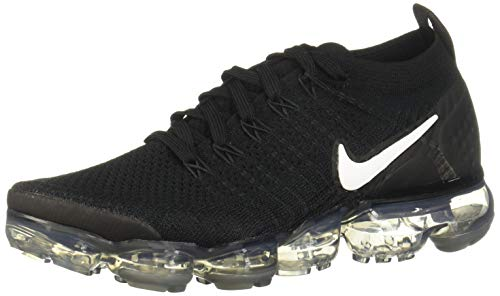 quality design 6e869 a0164 Nike W Air Vapormax Flyknit 2, Chaussures de Running Compétition Femme,  Multicolore (Black