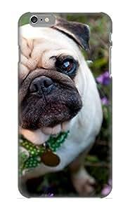 NEW animaux Carlin Coque en TPU, anti-rayures, tznwxy-3725-cwydm Coque pour iPhone 6Plus avec design
