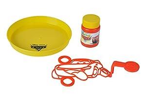 Simba 107052014-Disney Cars 3Juego de pompas de jabón