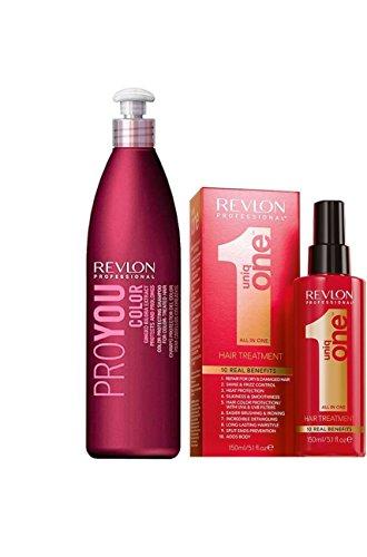 Revlon Uniq One Tratamiento 150 ml + Revlon ProYou