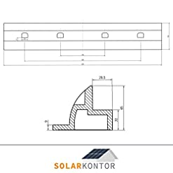 Watt Solar spoiler Set connettore per ora considero