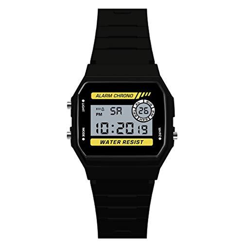 friendGG Neu Luxury Child Analog Digital Sport Led Wasserdichte Leuchtende Armbanduhr Wasserdichte Smart Watch Fitness Armband-Uhr Uhren