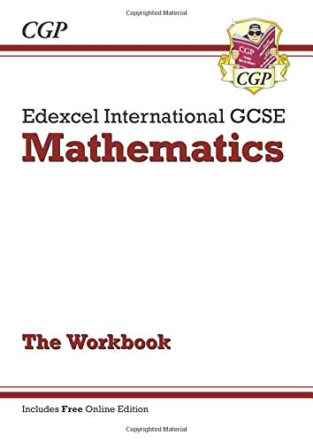 Edexcel Certificate / International GCSE Maths Workbook with Online Edition (A*-G)