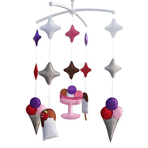 [Eis und Dessert] Nettes Geschenk, Infants' Musical Mobile, Kreatives Spielzeug Anne Dessert