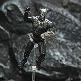 CHENF Black Panther Puppe Figur, bewegliche Modell Ornamente gehören Vibranium Shield -