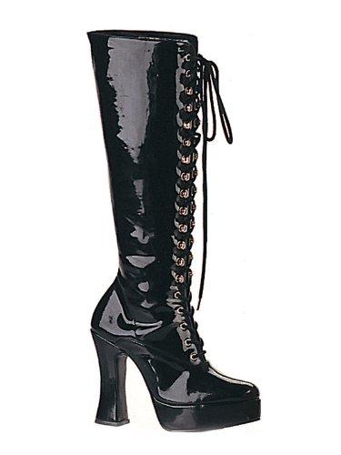Pleaser Exo2020, Stivali da Donna Blk Pat