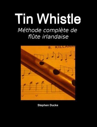 Méthode Complète de Flûte Irlandaise (avec CD)