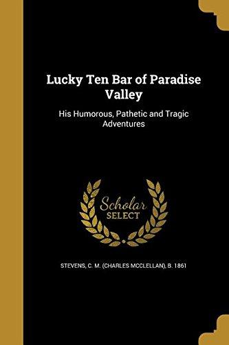 LUCKY 10 BAR OF PARADISE