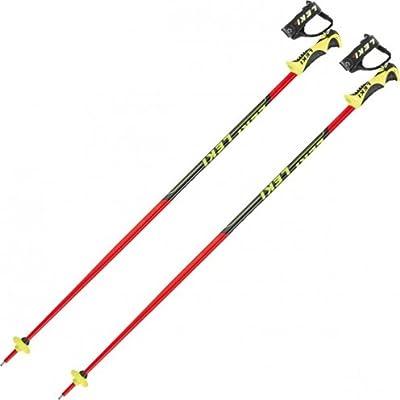 Bastón de esquí Leki Articolo 6366585recto de slalom con Dial Trigger S