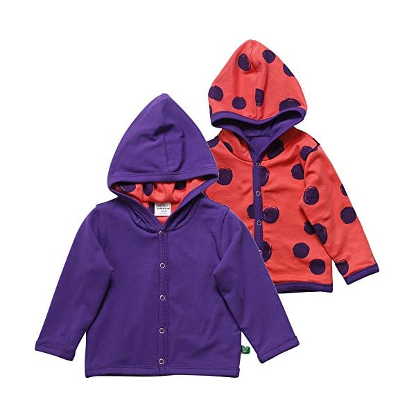 Fred's World by Green Cotton Circus Jacket Chaqueta para Bebés 1