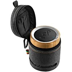House of Marley Chant Mezzanotte senza fili Bluetooth Portable Audio Speaker System