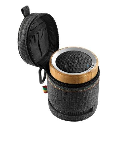 House of Marley Chant Mezzanotte senza fili Bluetooth Portable Audio Speaker System