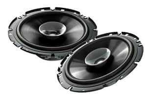 Pioneer tS g1731i haut-parleur pour mercedes classe mL w163 1997–2005 portes à l'avant