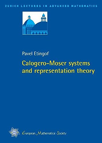 Calogero-Moser systems and representation theory
