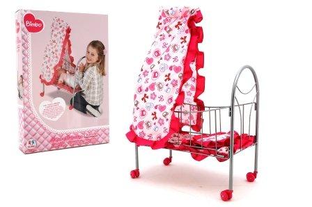 Globo-Toys-Globo–37377-Bimbo-Canopy-cama-para-mueca