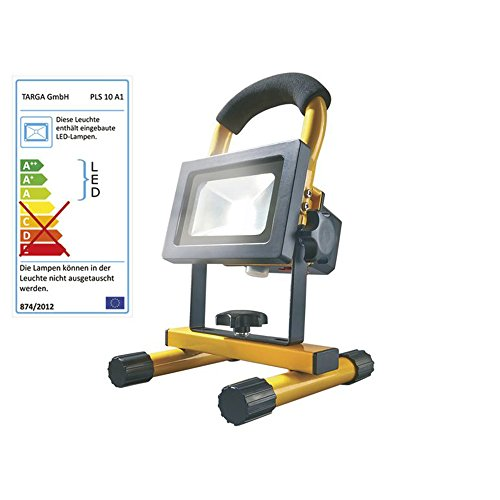 Akku LED Strahler PSL 10 A2 10 Watt
