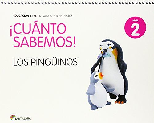 CUANTO SABEMOS NIVEL 2 LOS PINGÜINOS - 9788468018423