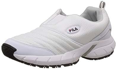 Fila Men's Smash V White Sneakers -11 UK/India (45 EU)