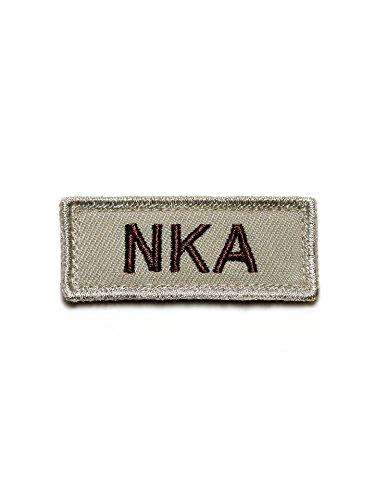 KHS Blutgruppen Patch | NKA, KHS.PANKAT5.20