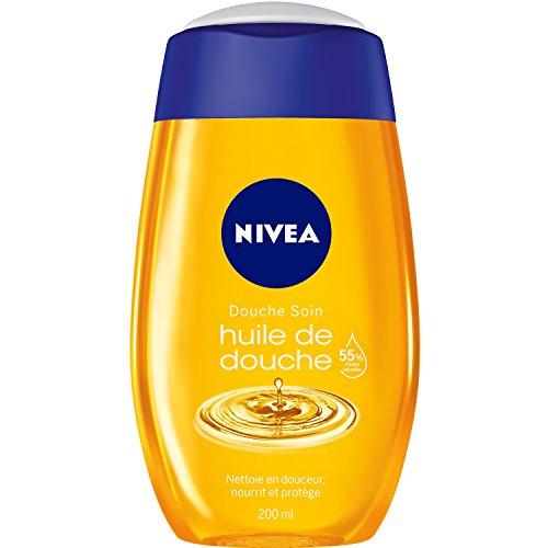 Nivea ducha de aceites 200 ml - juego de 3