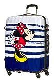 American Tourister Disney Legends - Spinner 75 Alfatwist - 4,30 kg Kindergepäck, 75 cm, 88 Liter, Minnie Kiss