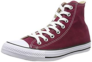 Converse Ctas Core Hi, Baskets mode mixte adulte - Rouge (Bordeaux), 36 EU (B001B77UNQ) | Amazon price tracker / tracking, Amazon price history charts, Amazon price watches, Amazon price drop alerts