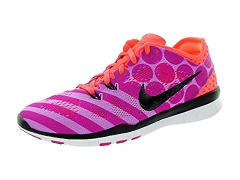 Nike WMNS FREE 5.0 TR FIT 5 PRT Lila Damen Running Laufschue Neu