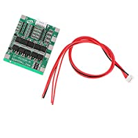 MagiDeal 4S 14.8V 30A BMS PCB Protection Board W/Balance For 18650 Lithium Battery