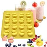TianranRT Silikon Gel Antihaft Schokolade Gelee und Süßigkeiten Schimmel Kuchen Backen Schimmel