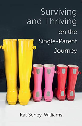 Surviving and Thriving on the Single Parent Journey: A Step-By-Step Approach (English Edition)