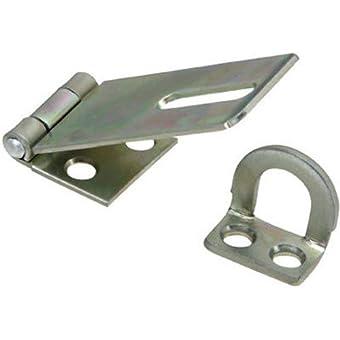 National Mfg/Spectrum Brands abordée 4–1/5,1cm Loquet de sécurité en acier inoxydable