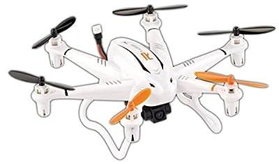 Hexacoptère GH-6.cam avec caméra HD intégrée by Simulus