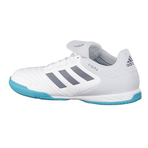 adidas Copa Tango 73 in, Scarpe da Calcio Uomo Bianco (Footwear White/onix/clear Grey)