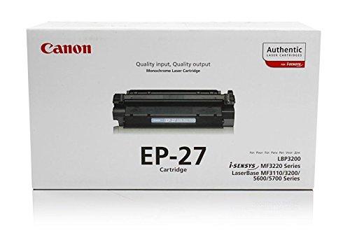 Preisvergleich Produktbild Canon Laserbase MF 3110 - Original Canon 8489A002 / EP-27 Black Toner