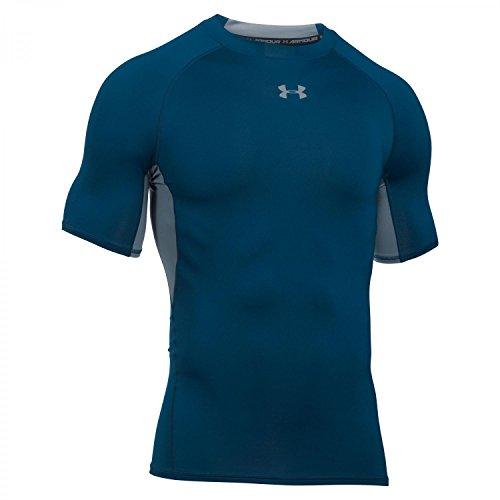 under-armour-ua-hg-ss-camiseta-deporte-para-hombre-gris-stealth-gray-medium-xl