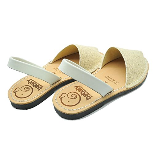 BABATY , Tongs pour fille Beige