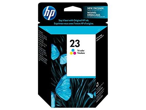 HP C1823DE Cartuccia Inkjet 23, 3 Colori