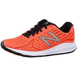 New Balance Men's Men's Vazee Rush V2 Orange Sneakers In Orange