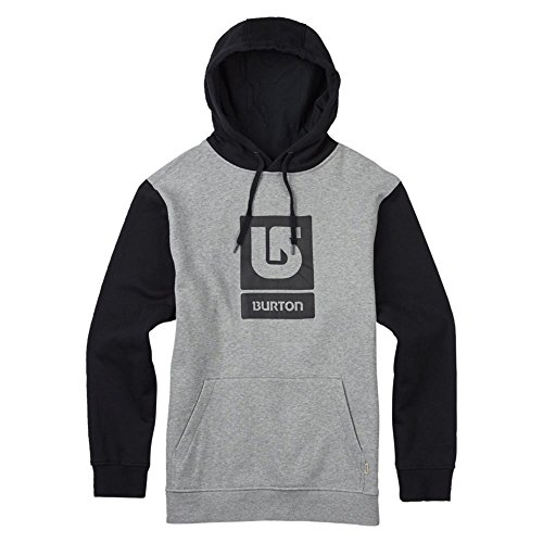 burton-herren-logo-vertical-fill-hoodie-gray-htr-true-black-m