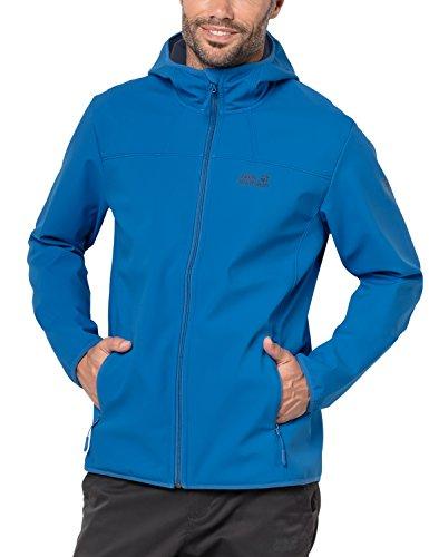 Jack Wolfskin Herren Northern Point Softshelljacke, blau (electric blue), XXXL Preisvergleich